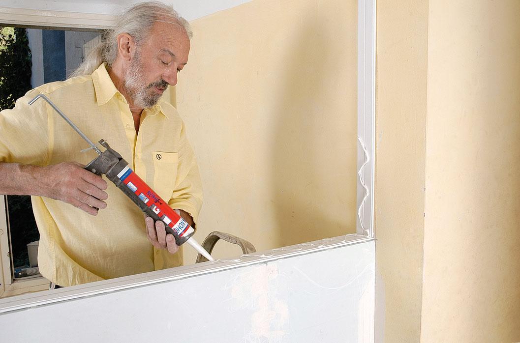 Cloison en briques de verre bricolage avec robert - Carreau de verre pour douche ...