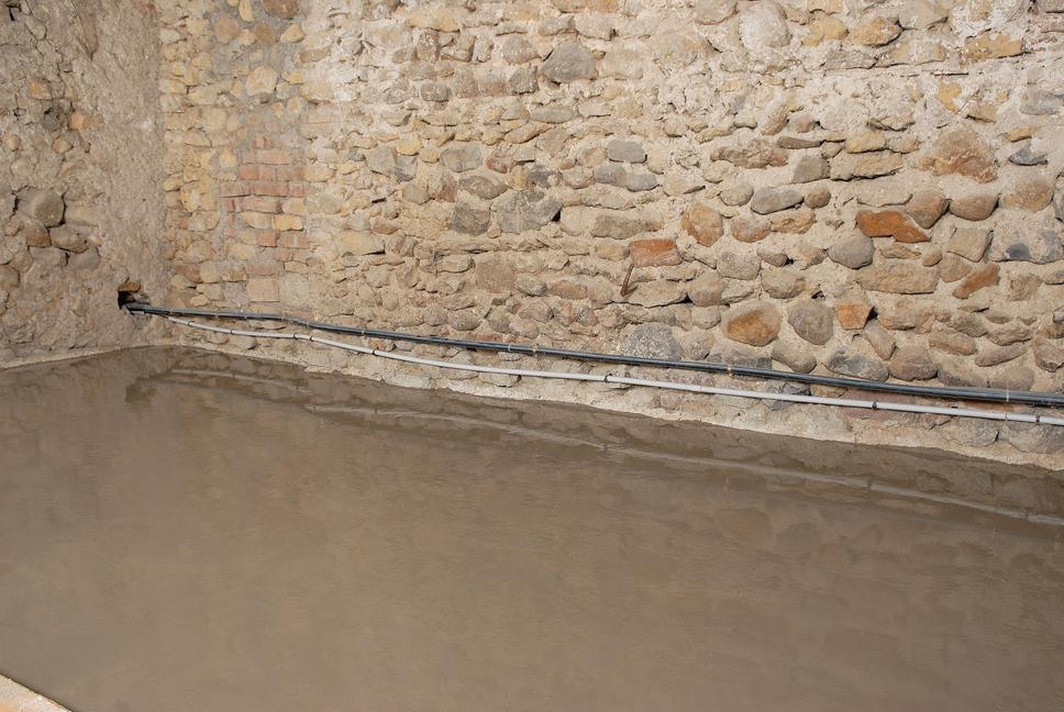Prot ger et d corer un sol de garage en b ton bricolage - Ragreage parquet bois ...