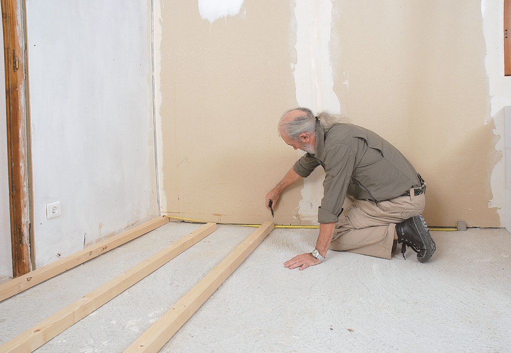 Parquet archives bricolage avec robert - Pose parquet sur plancher chauffant ...