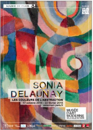 Sonia Delaunay-bricolage avec Robert