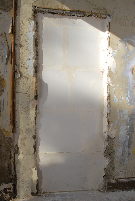 Murer Une Porte   Images  Murer Une Porte En Parpaings Bricolage