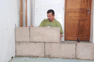 cloison en blocs de chanvre-33