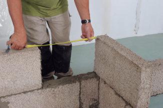 cloison en blocs de chanvre-35