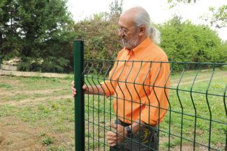 clôture métallique en panneaux-18