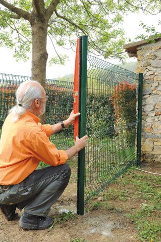 clôture métallique en panneaux-27