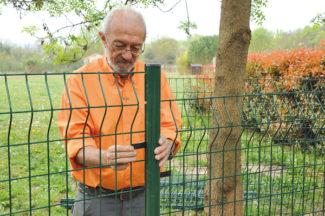 clôture métallique en panneaux-30