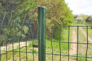 clôture métallique en panneaux-39