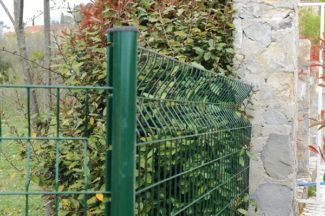 clôture métallique en panneaux-52
