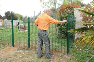 clôture métallique en panneaux-53