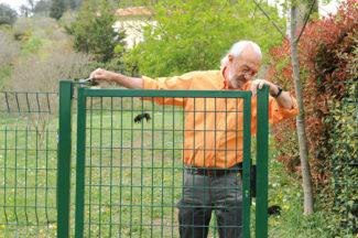 clôture métallique en panneaux-61
