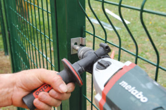 clôture métallique en panneaux-62