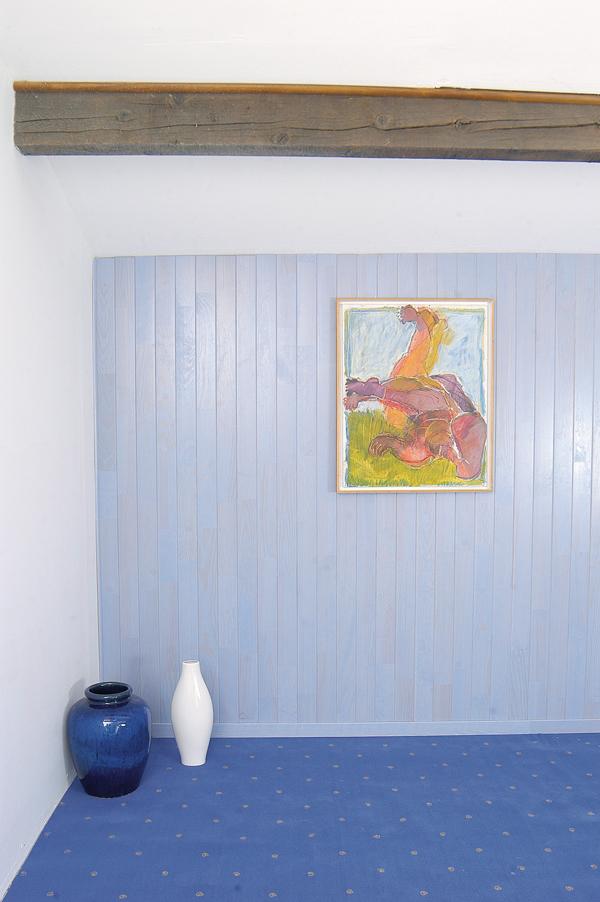 poser du lambris d coratif bricolage avec robert. Black Bedroom Furniture Sets. Home Design Ideas