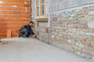 Bricolage avec Robert-Doublage mural en briques-29