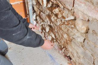 Bricolage avec Robert-Doublage mural en briques-32