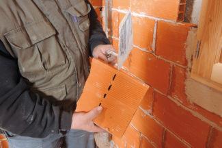Bricolage avec Robert-Doublage mural en briques-48