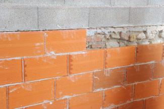 Bricolage avec Robert-Doublage mural en briques-53