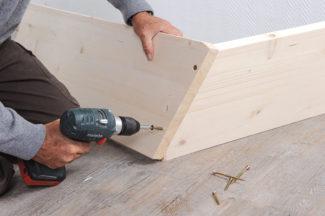 Bricolage avec Robert-escalier en bois-05