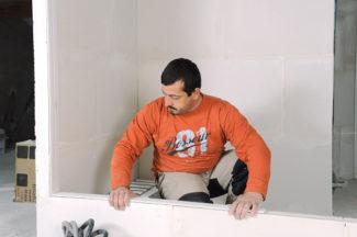 Bricolage avec Robert-mur en brique de verre-06
