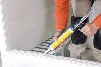 Bricolage avec Robert-mur en brique de verre-08