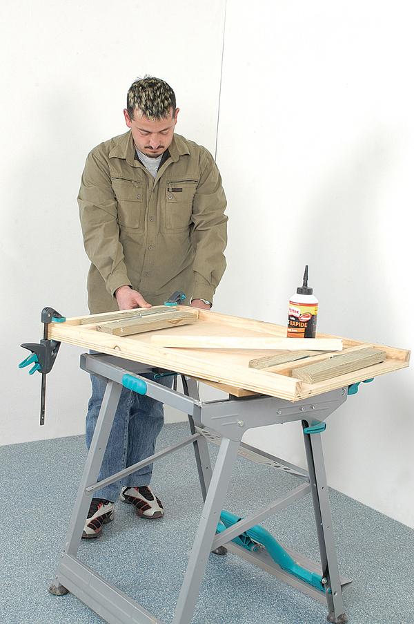 Fabriquer une table basse avec rangement - Fabriquer une table basse avec des palettes ...