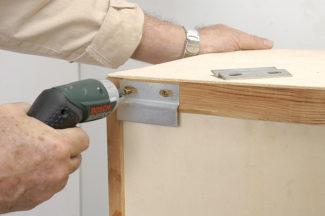 Accrocher une étagère-bricolage agec robert-13