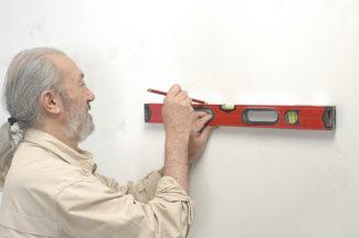Accrocher une étagère-bricolage agec robert-16