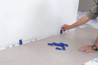 Poser des dalles au sol-bricolage avec robert-15