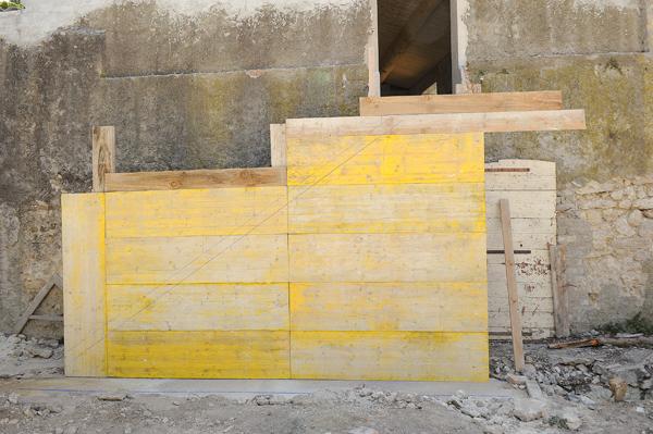 Construire un escalier en pierre avec clairage int gr for Construire un escalier exterieur en beton