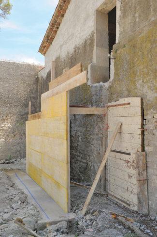 escalier en pierre-04-Bricolage avec Robert