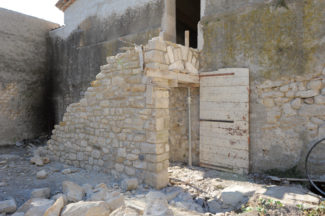 escalier en pierre-11-Bricolage avec Robert