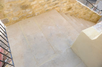 escalier en pierre-121-Bricolage avec Robert