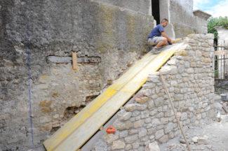 escalier en pierre-13-Bricolage avec Robert