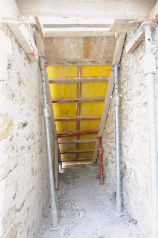 escalier en pierre-15-Bricolage avec Robert