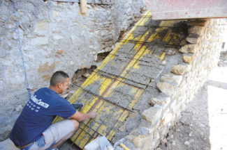 escalier en pierre-23-Bricolage avec Robert