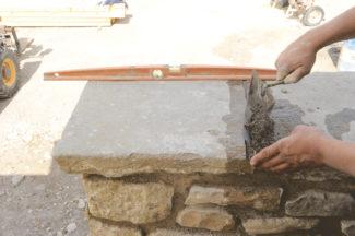 escalier en pierre-35-Bricolage avec Robert