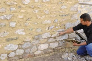 escalier en pierre-36-Bricolage avec Robert