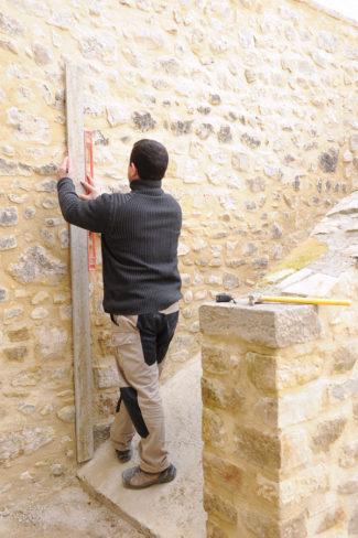escalier en pierre-47-Bricolage avec Robert