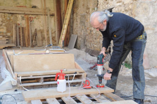 escalier en pierre-63-Bricolage avec Robert