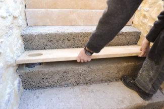 escalier en pierre-70-Bricolage avec Robert