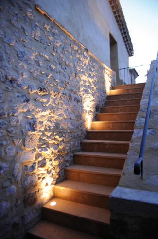 escalier en pierre-06-Bricolage avec Robert