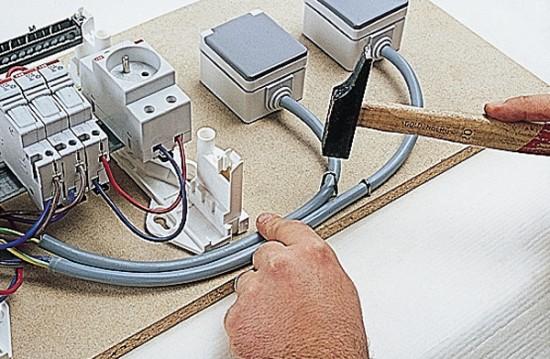 15-tableau électrique de chantier