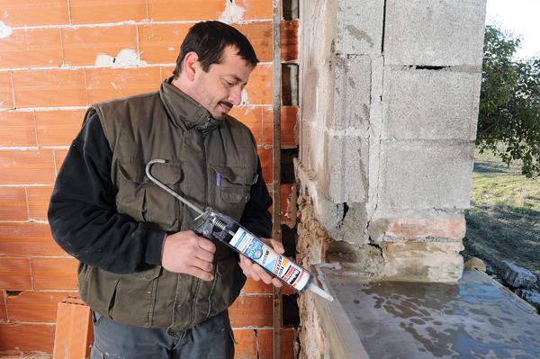 Bricolage avec Robert-Doublage mural en briques-19