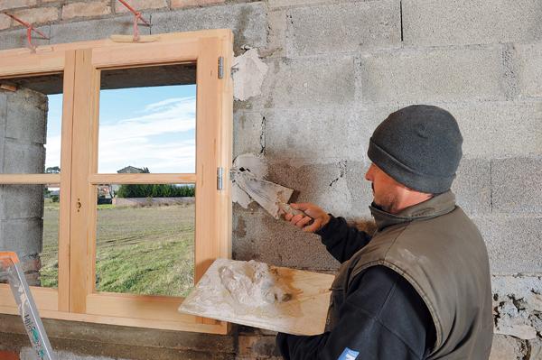 Bricolage avec Robert-Doublage mural en briques-26