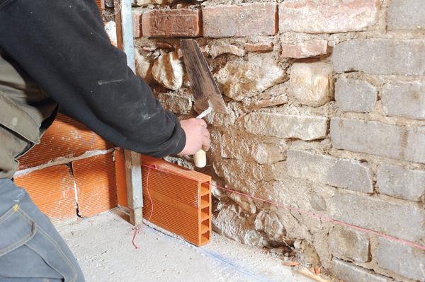 Bricolage avec Robert-Doublage mural en briques-33