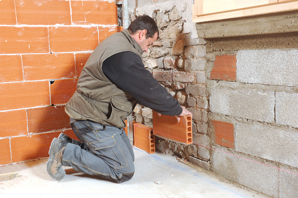 Bricolage avec Robert-Doublage mural en briques-34