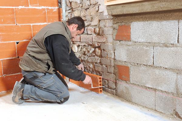 Bricolage avec Robert-Doublage mural en briques-35