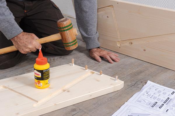 Bricolage avec Robert-escalier en bois-03