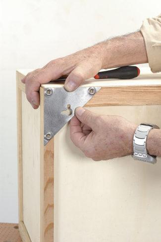 Accrocher une étagère-bricolage agec robert-12
