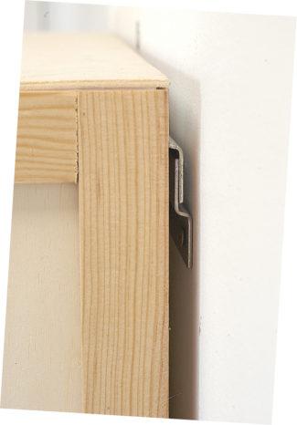 Accrocher une étagère-bricolage agec robert-15