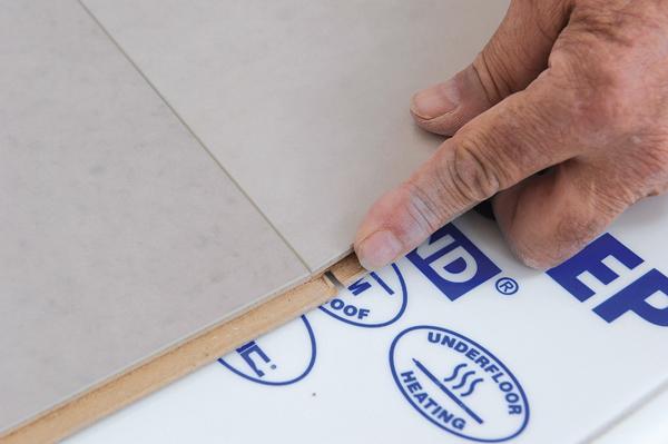 Poser des dalles au sol-bricolage avec robert-11